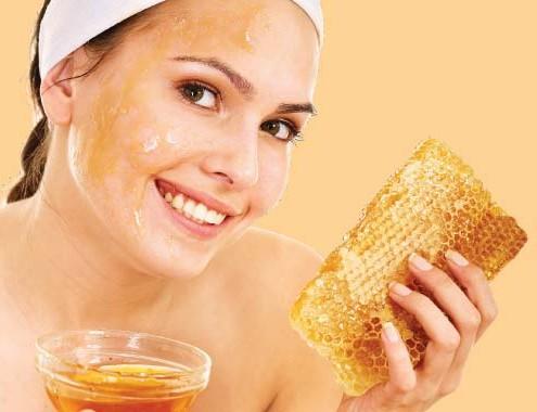 Masca cu miere pentru acnee