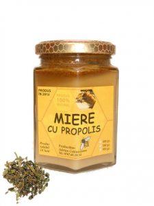 miere cu propolis