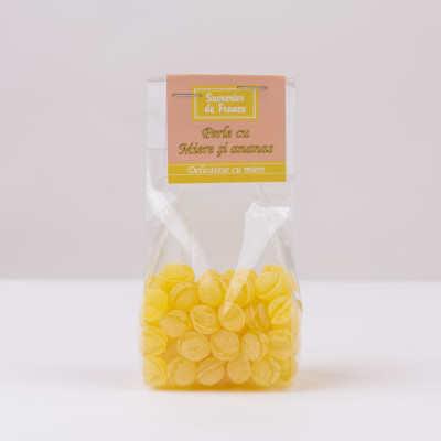 Bomboane cu miere și esență naturală de ananas