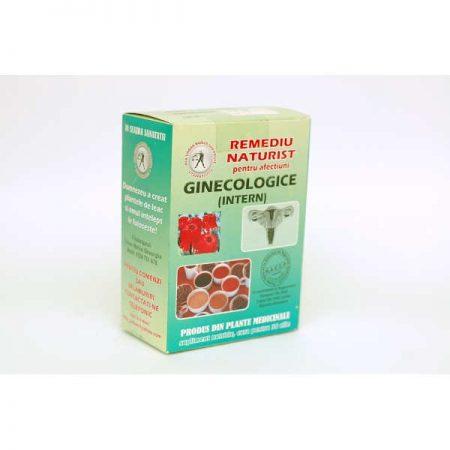 Tratament naturist pentru Boli Ginecologice Interne