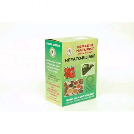 Ceai pentru afectiuni Hepato-Biliare