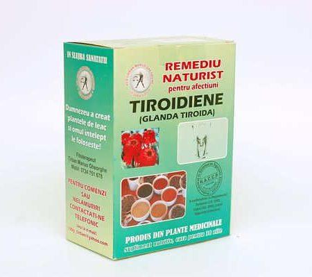 Ceai pentru afectiuni Tiroidiene